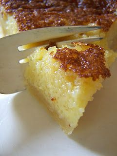 Chess pie. An old fashioned recipe