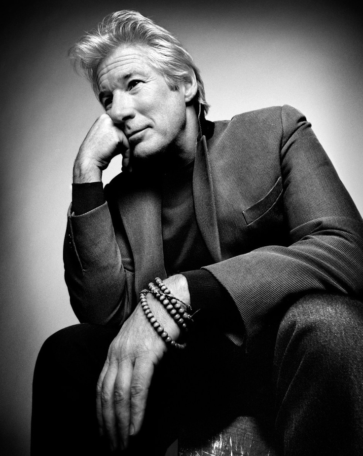 CLM - Photography - Platon - Richard Gere