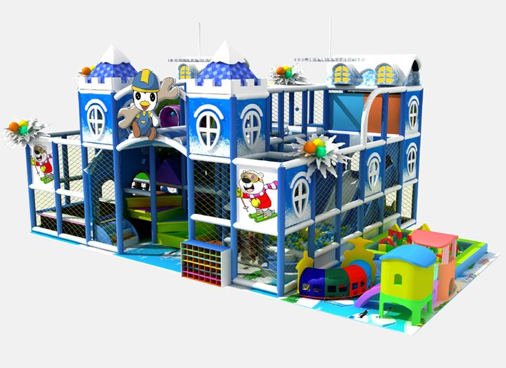indoor playground equipment for toddler