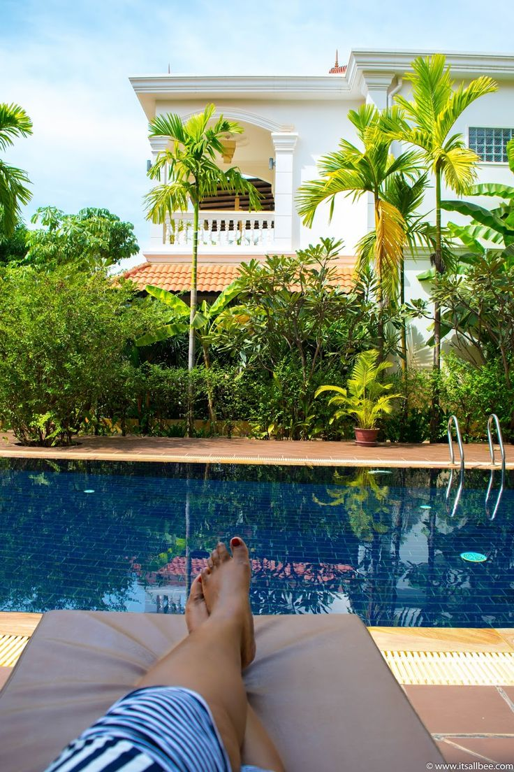 Cambodia | Where To Stay In Siem Reap