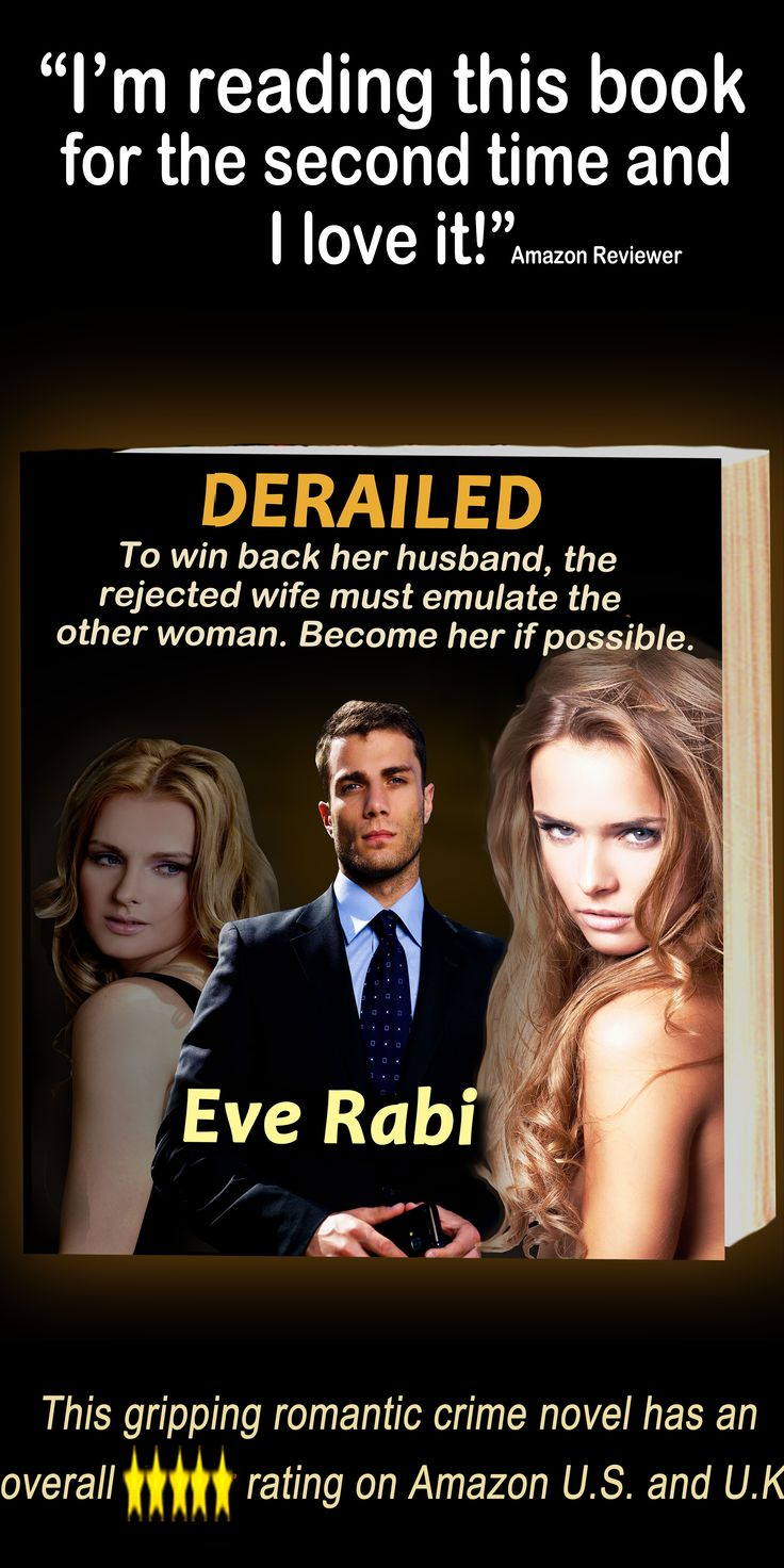 "#RomanticCrime #RomanticSuspense #CrimeFiction #Books #EveRabi Author #FollowBack ........................""An amazing read. Couldn't put the book down and ended up sleep deprived."" Amazon Reviewer  Amazon UK: http://amzn.to/1E4daO8"
