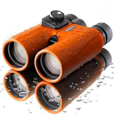 PENTAX Jumelles Marine Hydro 7x50 Orange