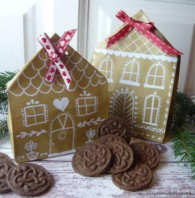 Az áfonya mámora: Karácsonyi kakaós keksz