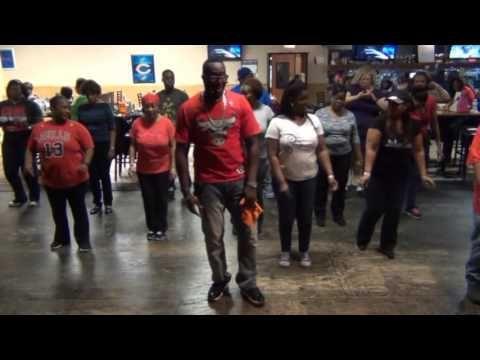 BACKYARD PARTY Line DanceDance