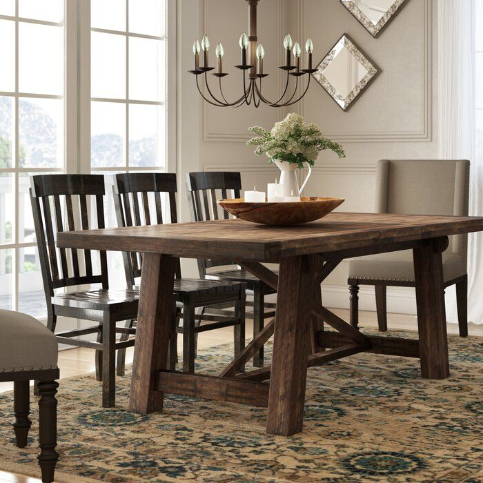 Colborne Extendable Dining Table Extendable Dining Table Dining