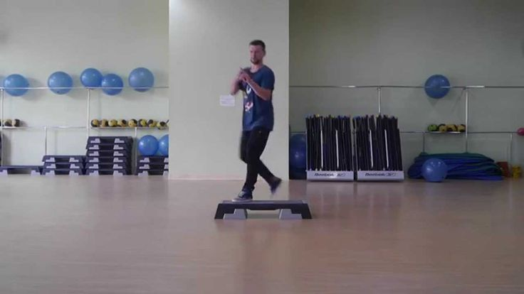 aero-step choreography 50!