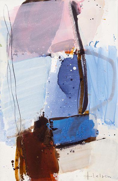 Greet Helsen, Wandlung, Acrylic, 150cm x 80cm