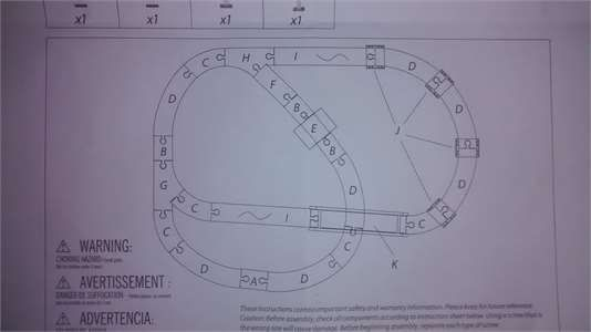 imaginarium train instructions - Google Search