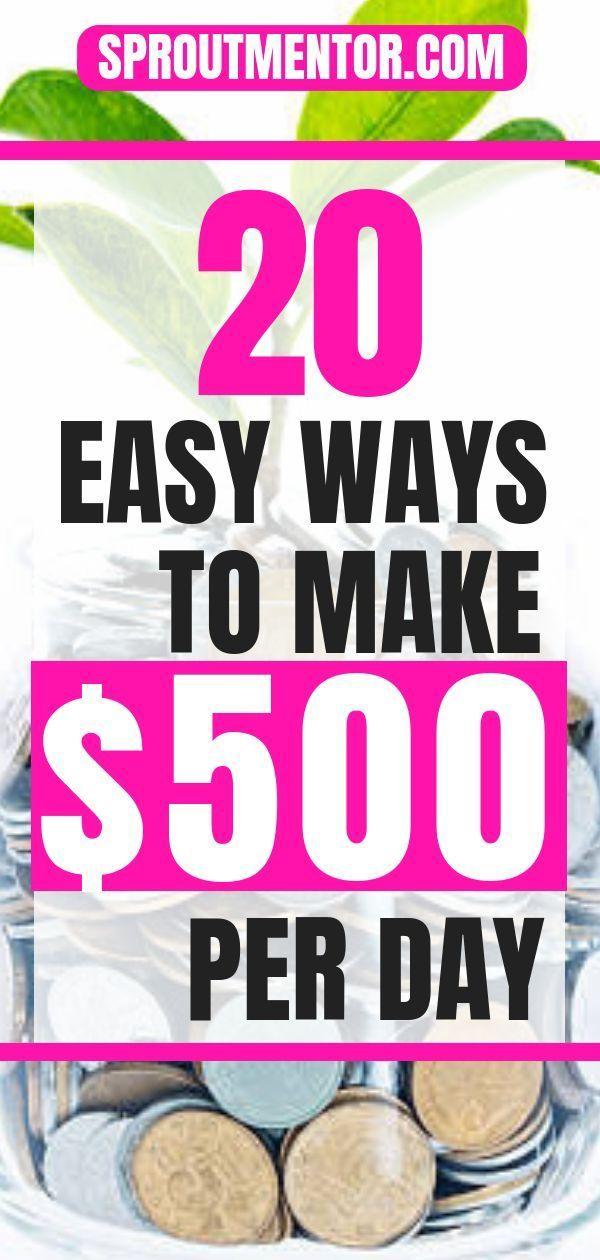 20 Möglichkeiten, online Geld zu verdienen, ohne etwas zu bezahlen