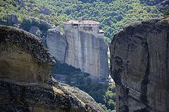 Eastern Orthodoz monasteries, Kalambaka, Greece