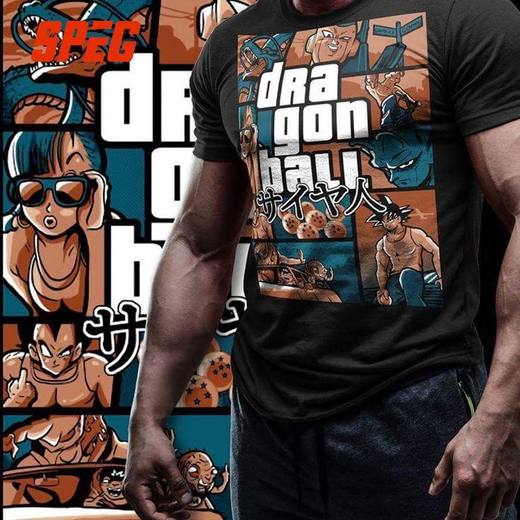Dragon Ball GTA T-Shirt  Price: $23.04 & FREE Shipping  #kakashi #sakura #gaara #deathnote #boruto #goku #vegeta #toppo #supersaiyajinblue #dbs #db #dragonball #dragonballsuper #songoku #supervegeta #cosplay #gokufans #miyazaki #hayaomiyazaki