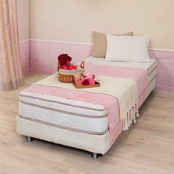 ダブルクッションベッド+マットレスセット(14CM/モストラCR) | ニトリ ...