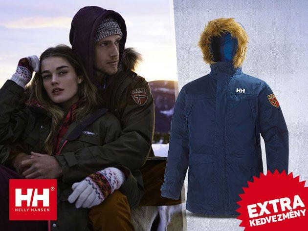 OUTLET! Helly Hansen COASTLINE PARKA férfi kabát - vízálló, szélálló, lélegző anyag