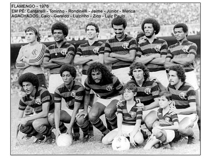 Flamengo, año 1976