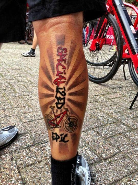 223 best bicycle tattoos images on pinterest. Black Bedroom Furniture Sets. Home Design Ideas
