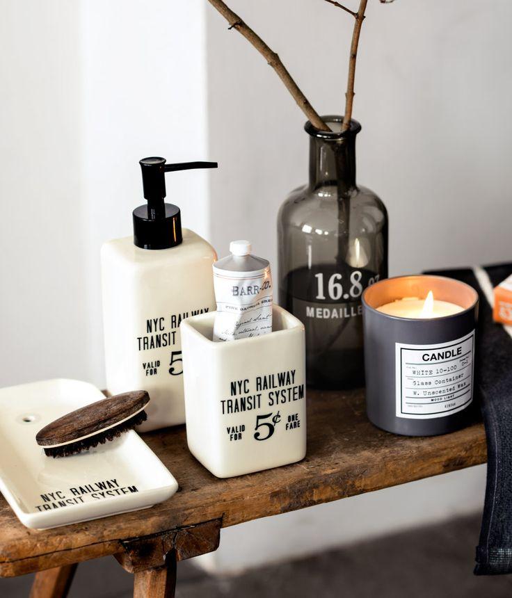 Accessori bagno di H&M Home