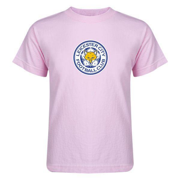 Leicester City Crest Kids T-Shirt