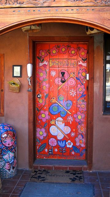 Taos, NM by pascalfortin, via Flickr