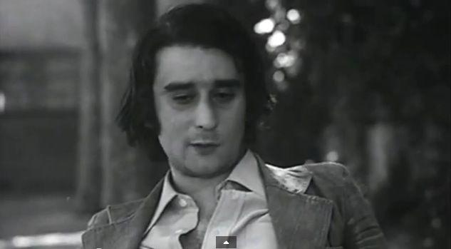 DEP Leopoldo María Panero (una imagen de 'El desencanto' (Jaime Chávarri, 1976) para recordarlo)