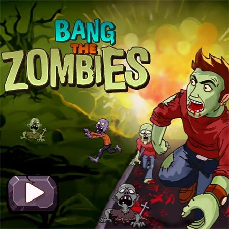 Here you can free play Bang The Zombies game online. Bang The Zombies game is one of our selected Skill Games.