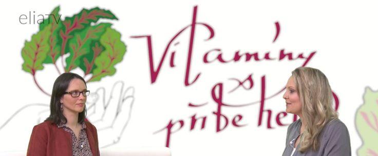 VITAMÍNY S PŘÍBĚHEM A HOMOCYSTEIN – Mgr. Michaela Verde Beitlová