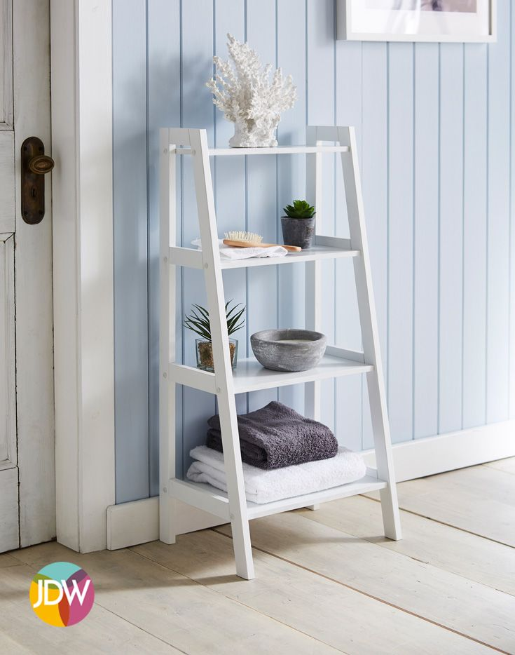 Phenomenal New England Ladder Shelf Home Inspiration In 2019 Ladder Beutiful Home Inspiration Truamahrainfo
