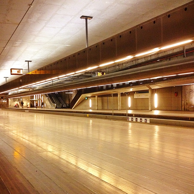 Tram Tunnel The Hague