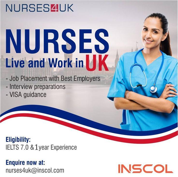 Database Error Work in uk, Nurse, Work opportunities