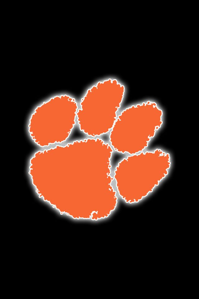 Free Clemson Tigers iPhone Wallpapers.  Install in seconds, 18 to choose from for every model of iPhone and iPod Touch ever made!  Go Tigers!      hhttp://riowww.com/teamPagesWallpapers/Clemson_Tigers.htm