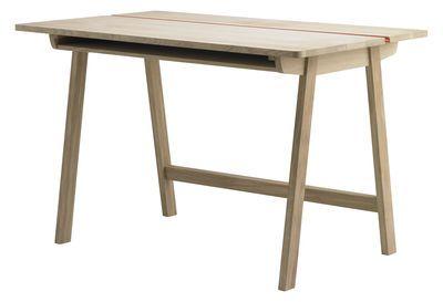 Bureau Landa / L 120 cm 120 x 70,5 cm - Chêne naturel - Alki
