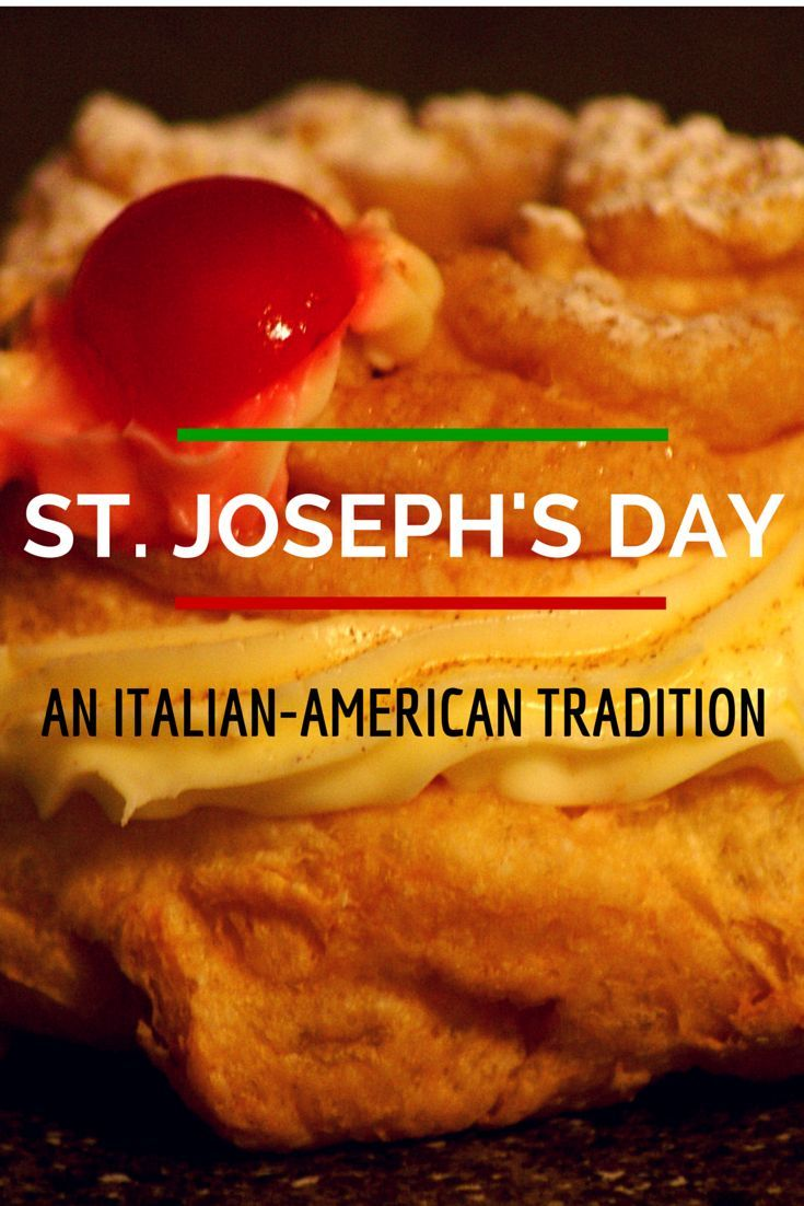 St. Joseph's Day in Chicago: An Italian-American tradition