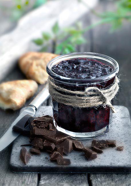 Blomme-marmelade - Opskrifter