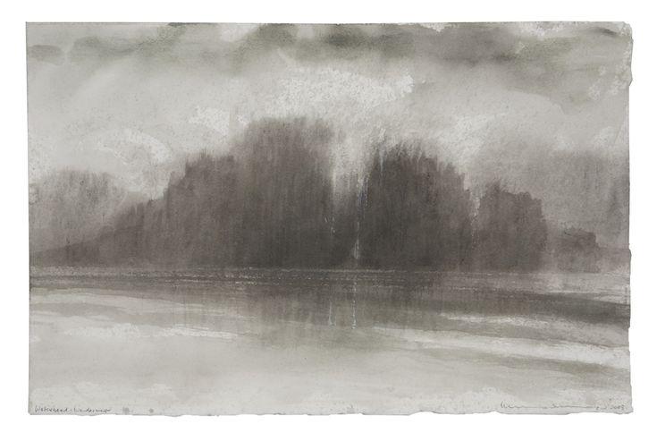 Watercolours | Norman Ackroyd
