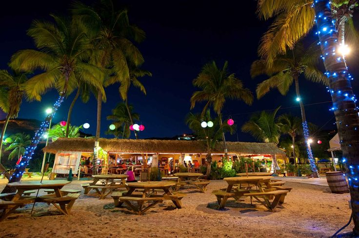 Iggies Beach Bar / St. Thomas, USVI