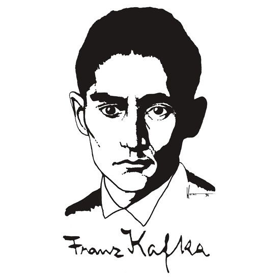 "Yüzü Hiç Gülmeyen Bir ""Yalnız"" Adam: 29 Maddede Franz Kafka"