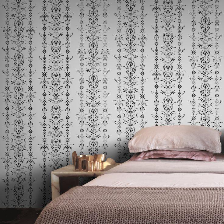 Rococo rockroach by Tanja Kallio on Feathr.com  #patternsfromagency #patternsfromfinland #pattern #patterndesign #surfacedesign#tanjakallio