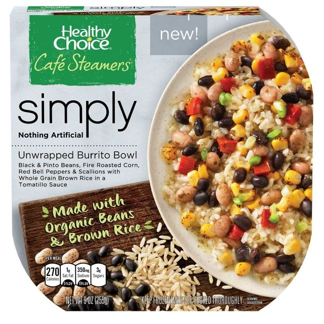Healthy Choice Simply Cafe Steamers - http://www.mscareergirl.com/2016/08/13/healthy-choice-steamers/