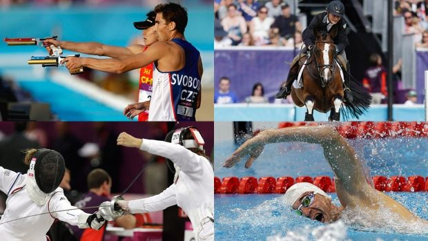 Modern pentathlon: What you need to know