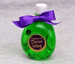 Devon Violet Perfume -oh my god I remember the smell of this!! Holidays in Lymington! Can you still get it?!