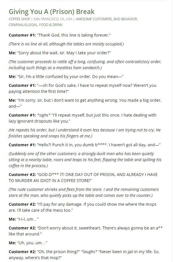 How do you like the British sense of humor :) ?