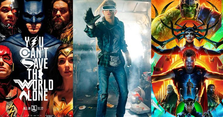 Watch Every Movie Trailer from Comic-Con 2017 -- From Thor 3 to Ready Player One and Justice League, Comic-Con 2017 is responsible for delivering some of the year's biggest and best trailers. -- http://movieweb.com/comic-con-2017-movie-trailers-sdcc/
