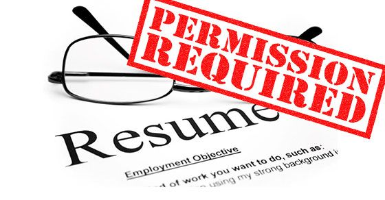 The importance of being in control of your Resume - inPlace Recruitment