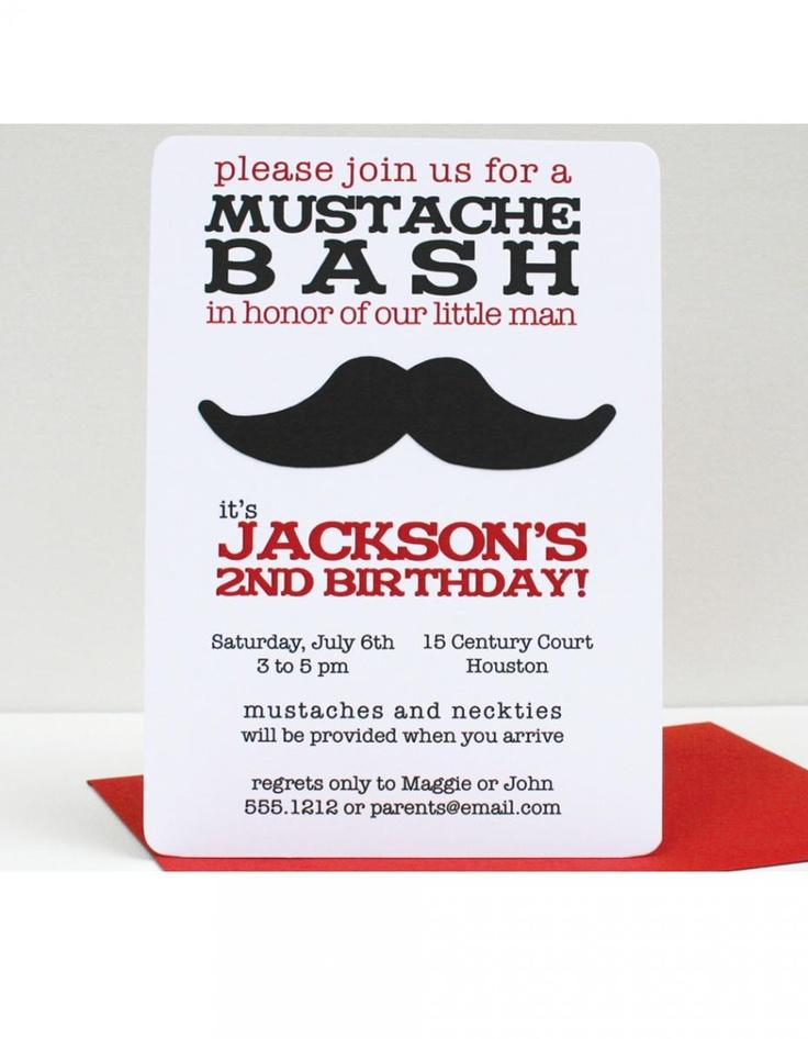 13 best Mustache Bash Party Ideas images on Pinterest | Mustache ...