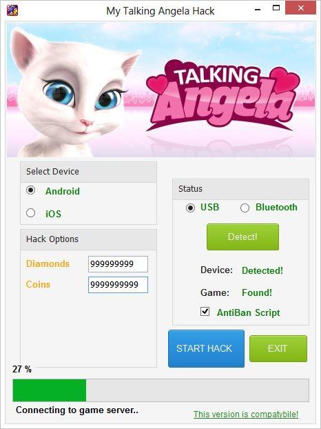 talking angela hack apk ios