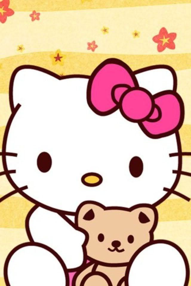 Hello Kitty Tapete Auf Rechnung : Black Hello Kitty