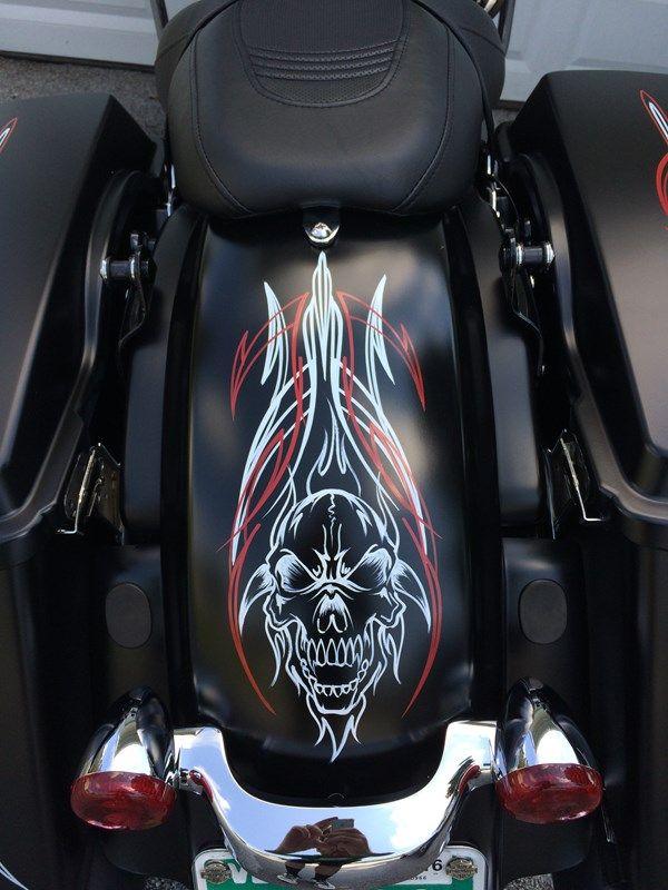 Photo of a 2010 Harley-Davidson® FLTRX Road Glide® Custom