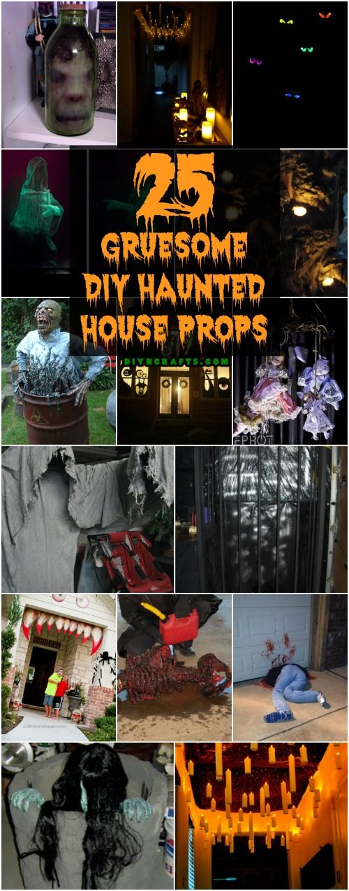Best 25 Scariest Haunted House Ideas On Pinterest The
