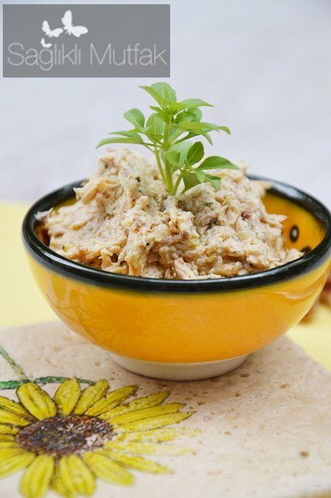Tavuklu Kabak Salatası | Sağlıklı Mutfak