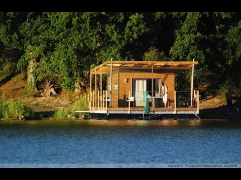 AquaPrima – extraordinary, ecological accommodation - floating home