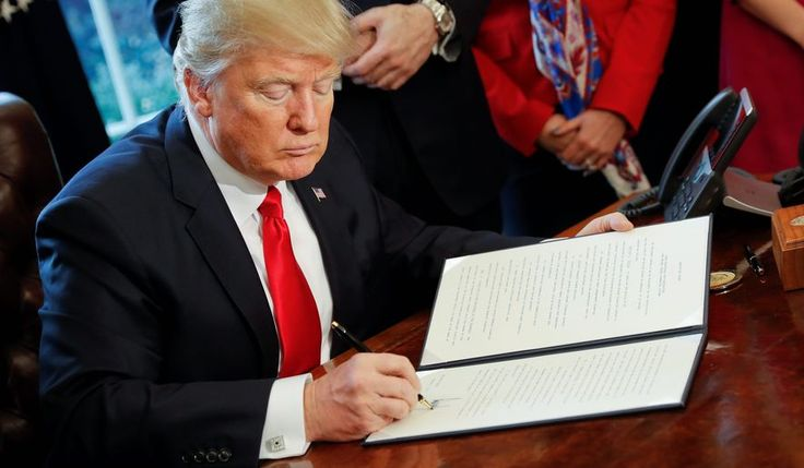 Trump targets CFPB in plan to unravel Dodd-Frank Act - http://www.pepage365.com/?p=9490